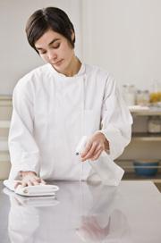 Nettoyage Cuisine - Plan Inox